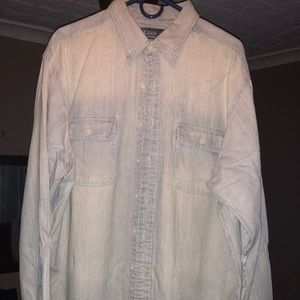 Polo Ralph Lauren denim corduroy button down